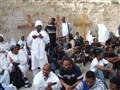 Ethiopian Pilgrims in Jerusalem