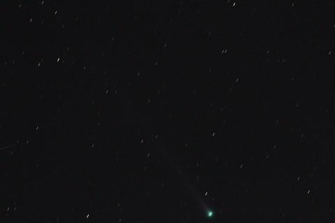 Comet Lemmon Feb 28