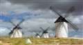 Mills of La Mancha, Spain
