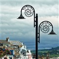 Lighting The Seafront ~ Lyme Regis