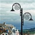 Lighting The Seafront ~ Lyme Regis