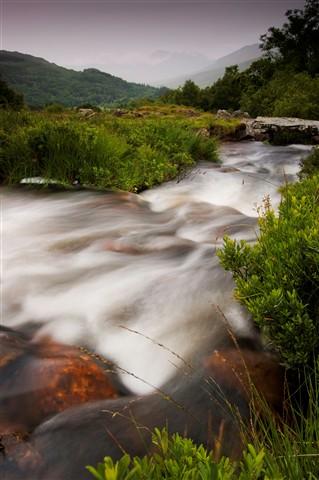 Capel Curig River