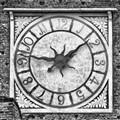 Verona, Italy.  Tower clock