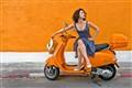 Orange Shira