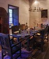 Old mexican dining table