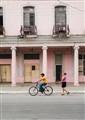 Rush hour Cuba