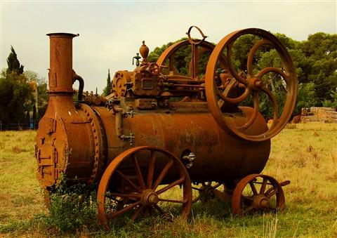 Rusty Machine Jacek Mlochowski Galleries Digital Photography Review Digital Photography Review