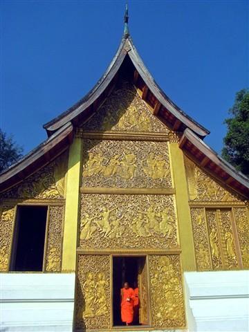 Luang Prabang - Wat Xiang Thong