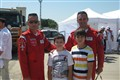 Turkish Stars pilots and a couple of fans at BIAS 2012 - Bucharest, Romania