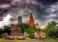 Wat Tum Suea, Kanchanaburi, Thailand