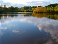 Daylesford Lake in Autumn