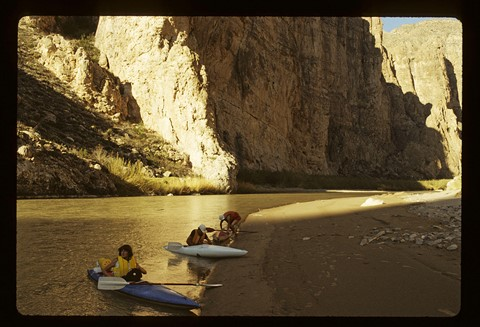 Rio Grande Canyon Big Bend