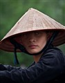 Vietnamese Lady Boater