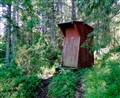 The Slanted Outhouse