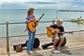Folk Singers ~ Sidmouth, Devon