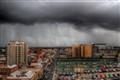 Rain over Adelaide