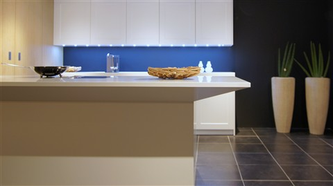 13 mm Quartz worktop 1