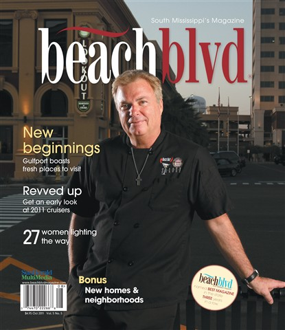 'beachblvd' magazine cover