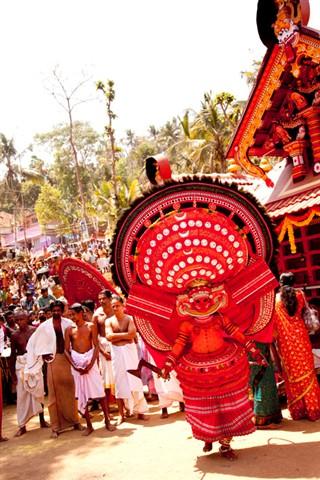 Theyyam small size jpeg