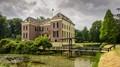 House Doorn: residence of the last German Emperor Wilhelm II from 1919 until his death in 1941.  https://en.wikipedia.org/wiki/Huis_Doorn