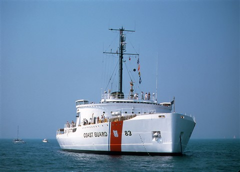 USCGC Mackinaw, WAGB-83