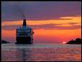 Sunset colours of Stavanger