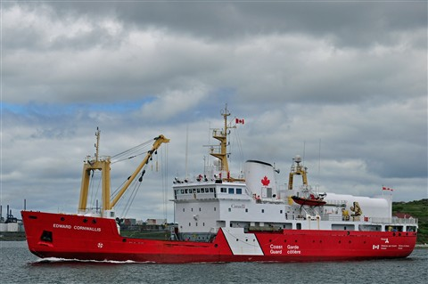Canadian Coast guard.