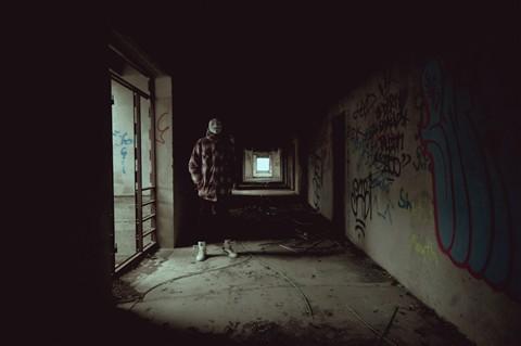 Anonymous Corridor