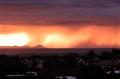 Sunset Rainstorm - S.W. Texas - US