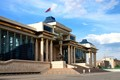 Parliament Bldg facing Sukhbaatar Square