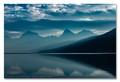 Morning at Lake McDonald in Glacier National Park