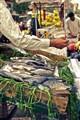 Cairo fish market