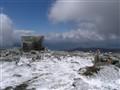 Mt Wellington, Hobart, in October