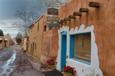 Oldest House In The U.S.A - Santa Fe