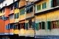 Eastern facade of Ponti Vecchio