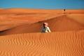 Dunes in Oman.