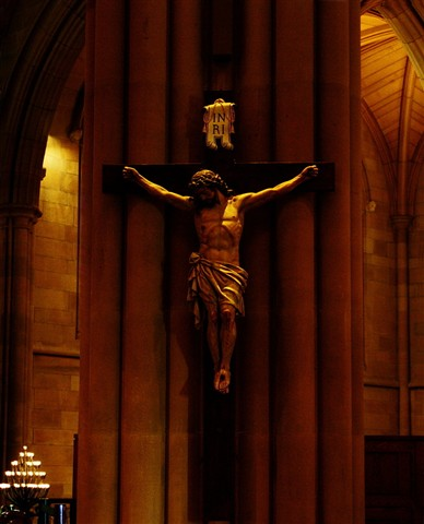 Crucifixion (St Mary's Cathedral, Sydney)