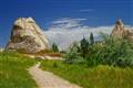 A Path in Cappadocia