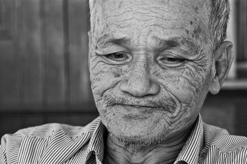 Bou Meng, survivor of Khmer Rouge Prison S-21