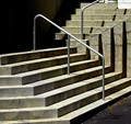 Stairs at right angles