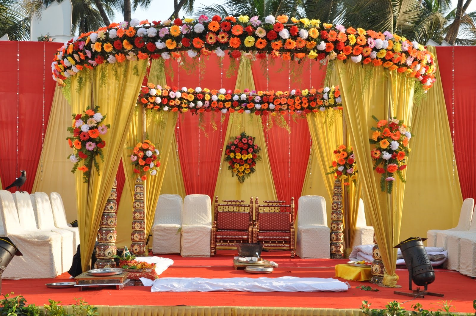Indian Wedding Mandap Adnan Rajpoot Galleries Digital