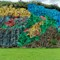 Mural de la Prehistoria, one of the largest murals in the world, 120mx180m, painted by Leovigildo Gonzalez DSC01922 Viñales