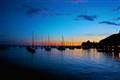 buona notte lago
