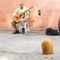 Street musician in Cordoba, Argentina