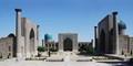Uzbekistan, Samarkand, Registan Square