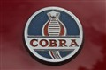 Shelby Cobra Badge-real deal