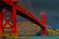 GG Bridge Solarized