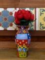The tulips vase