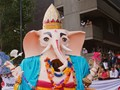 Lord Ganesh at Notting Hill Carnival
