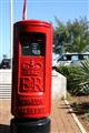 Bermuda Post Box